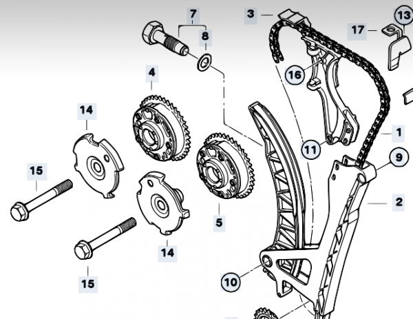 n42 timing chains (318i e46 and 318ti facelift engines bmw 318i review e46 bmw n42 engine timing diagrams #11